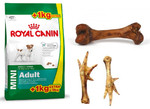 ROYAL CANIN Mini Adult 8kg+1kg=9kg+PRZYSMAK!!