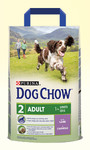 DOG CHOW Adult Lamb&Rice 2x14kg=28kg+PRZYSMAK!!