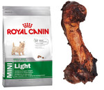 ROYAL CANIN Mini Light Weight 8kg+PRZYSMAK!!