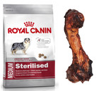 ROYAL CANIN Medium Sterilised 3kg+PRZYSMAK!!