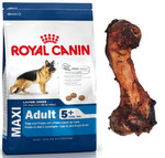 ROYAL CANIN Maxi Adult +5 15kg+PRZYSMAK!!