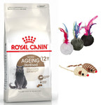 ROYAL CANIN Sterilised +12 4kg+ZABAWKA!!