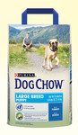 DOG CHOW Puppy Junior Large Breed Indyk 14kg+gratis do wyboru!