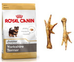 ROYAL CANIN Yorkshire Terrier Junior 7,5kg+PRZYSMAK!!