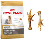 ROYAL CANIN Yorkshire Terrier Adult 7,5kg+PRZYSMAK!!